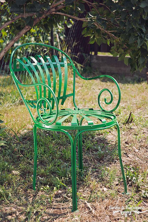 Jardin furniture blog garden furniture blog for Chaise jardin fer forge